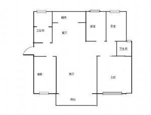 移动公司家属院顶楼精装修均价低